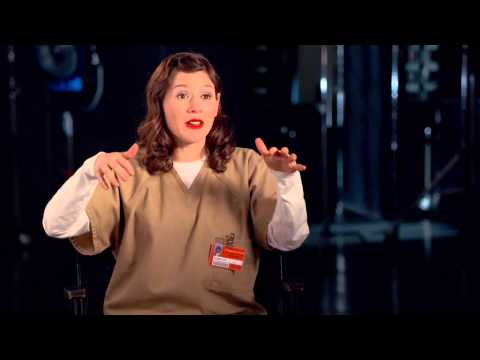 Orange Is The New Black: Yael Stone
