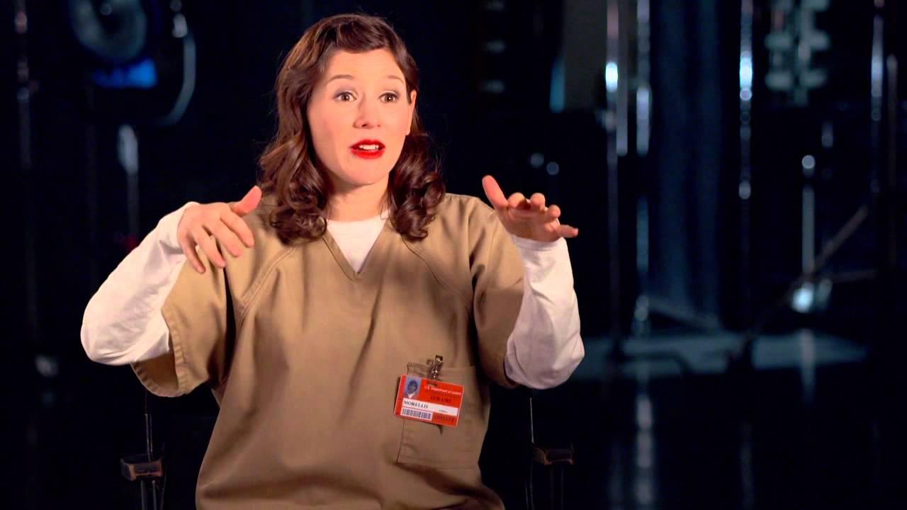 """Orange Is The New Black: Yael Stone """"Lorna Morello"""" Season ...  Morello"""