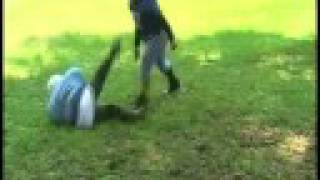 Lick of the day!!!(2 BIG Youth Football Hits during one of our Pre-Preseason Practices)