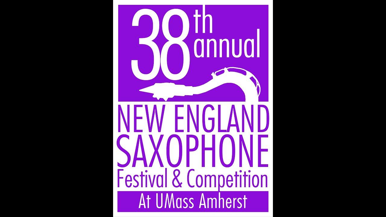 Umass Amherst Spring Concert 2020.New England Saxophone Festival Promo 2020