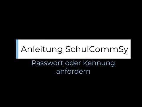 Oder Passwort