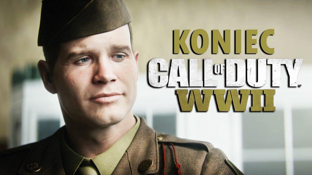 Call of Duty WWII PL (DUBBING) #11 – KONIEC GRY – PC