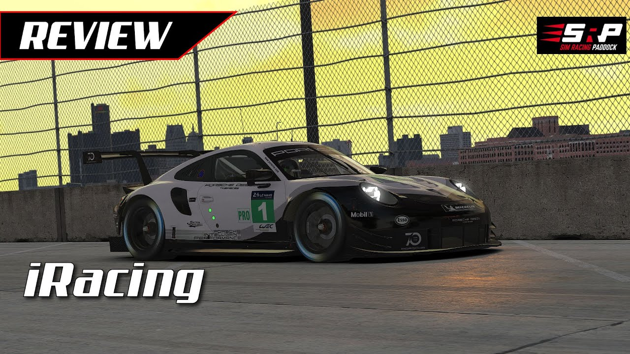 iRacing Review