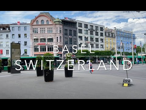 Basel Switzerland | Basel Switzerland 2020 | Basel Switzerland walking tour | Switzerland