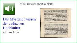 Das Mysterienwissen der vedischen Hochkultur: Veda ☆ Armin Risi, bei cropfm