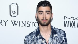 Zayn Malik Reveals He Struggled With an Eating Disorder During One Direction Days