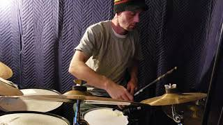 Stephen Swartz Feat Joni Fatora Bullet Train Drum Cover