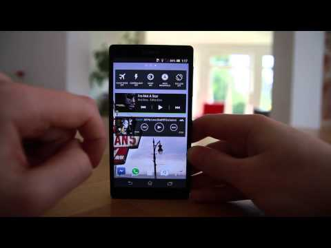 HD Android 4.1.2 Jelly Bean on the Sony Xperia Z or ZL - review and hands-on PART 2