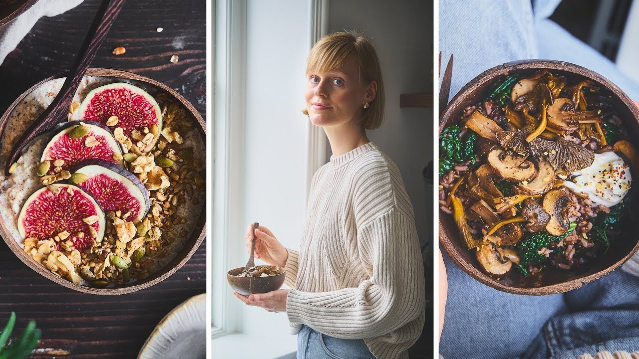 Cosy Autumn Meals | Vegan What I Eat in a Day with Recipes