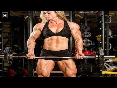 IMPRESSIVE FEMALE BODYBUILDER | MARJORIE BECK