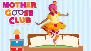 Five Little Monkeys Mother Goose Club Songs For Children