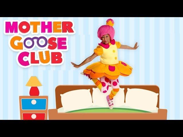 Five Little Monkeys - Mother Goose Club Songs for Children