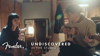 Bill Ryder-Jones x Bessie Turner | Undiscovered: In The Studio | Fender