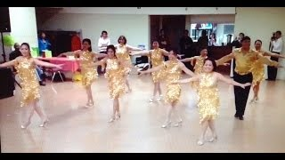 Line Dances: Tango De Pasion - Maria (Samba - Tango)