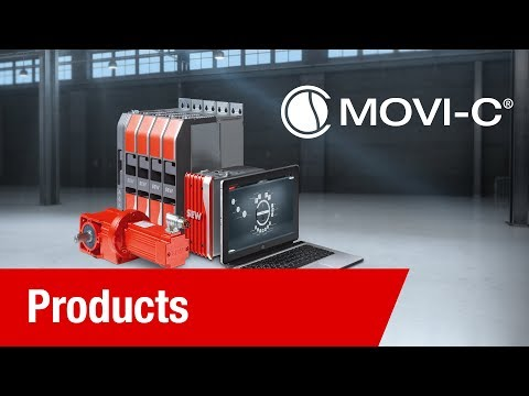 MOVI-C® | The Future Of Automation | Modular Automation System | SEW-EURODRIVE