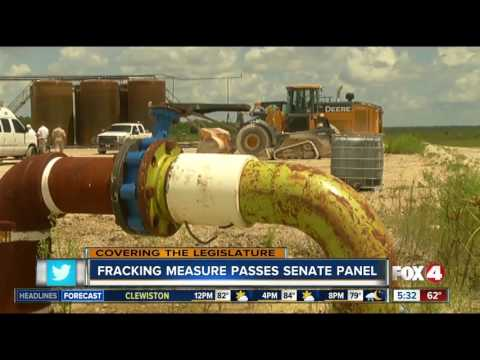 Fracking Measure Considered in State Legislature