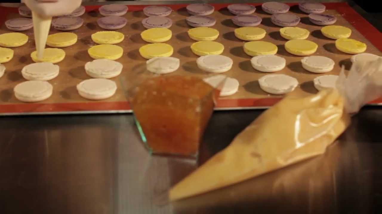 макарони пирожное рецепт с фото