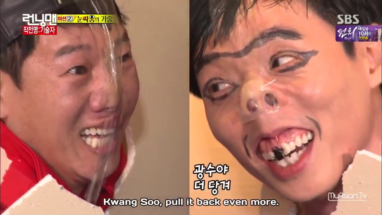 Running Man Episode 221-225 Funny Moments [Eng Sub]