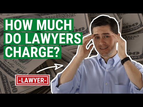 How Much Do Lawyers Charge in Employment Lawsuits?