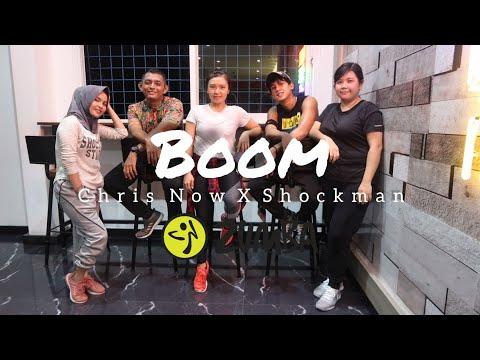 Chris Now X Shockman - Boom | ZUMBA | FITNESS | At Global Sport Center Balikpapan