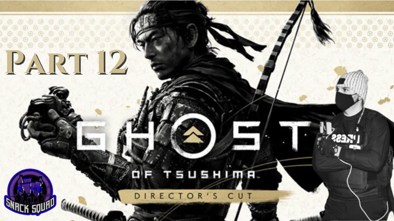 Ghost of Tsushima part 12
