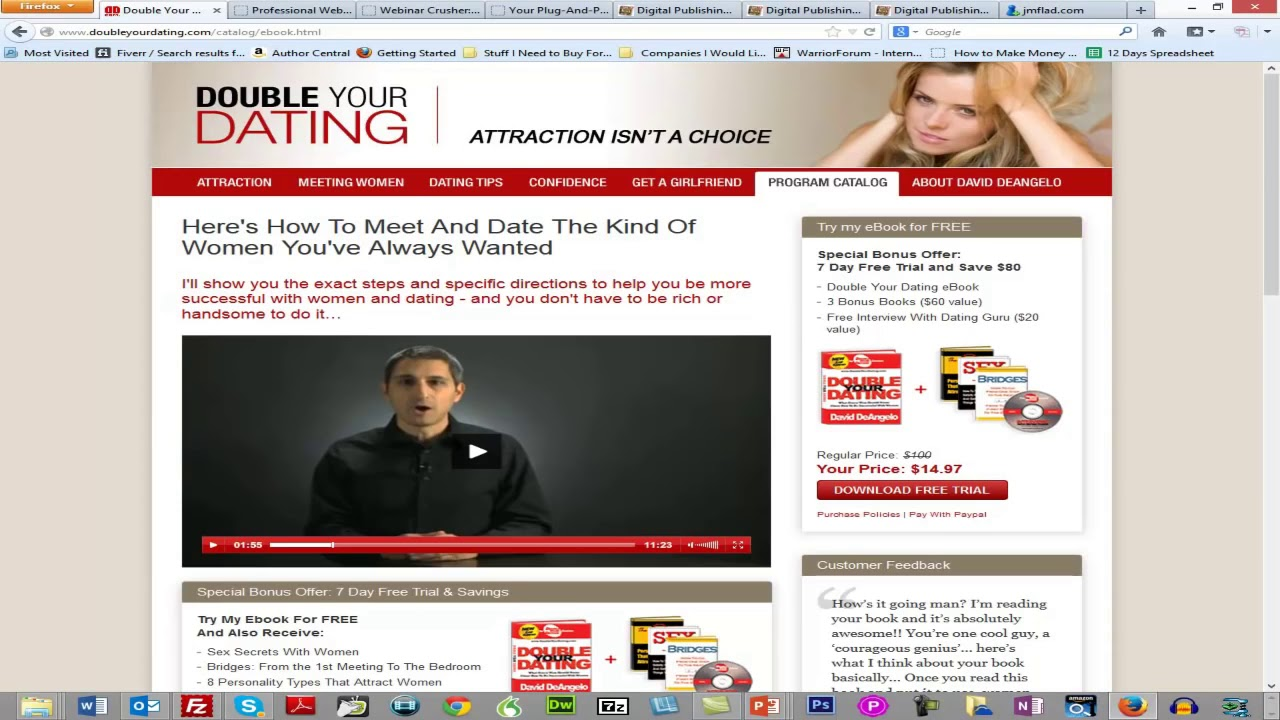 Double your dating ebook free download