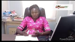 Burkina : Dr Léa Paré aborde l'engagement des parties prenantes du projet Target Malaria