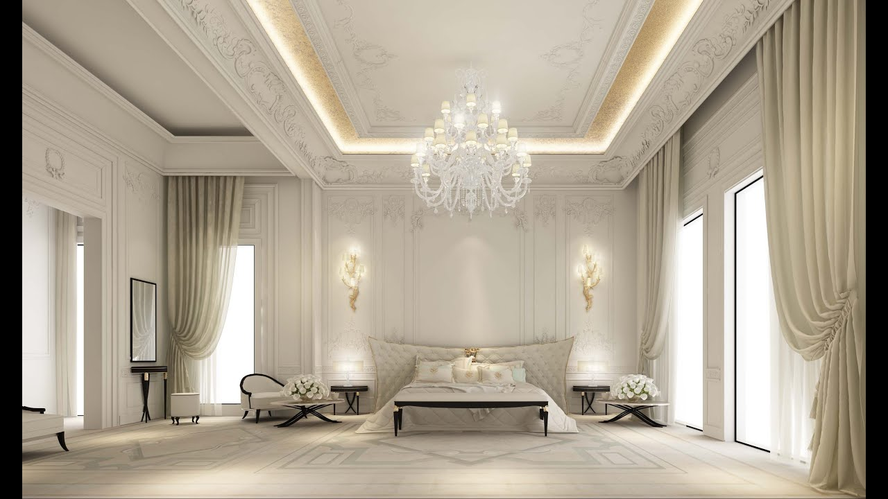 IONS DESIGN | BEST INTERIOR DESIGN COMPANY IN DUBAI | MASTER BEDROOM DESIGN    YouTube