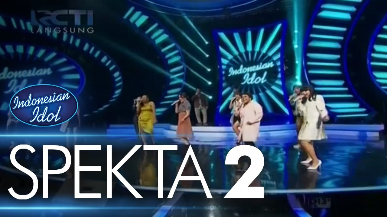 ALL CONTESTANTS - IDOLA INDONESIA - SPEKTA 2 - Indonesian ...