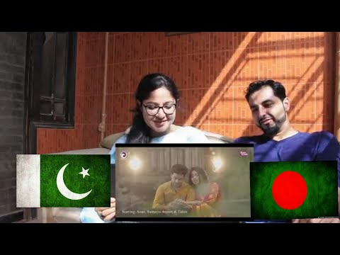 PAKISTAN REACTION ON BANGLADESHI SONG Oporadhi | Ankur Mahamud Feat Arman Alif