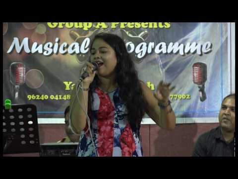 "Song "" Pas Vo Aane Lage Jara Jara "" By Mehul Gandhi & Nisha Vaghmaria"