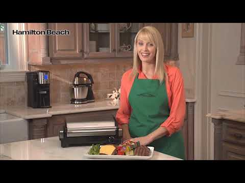 Hamilton Beach Searing Grill 25360