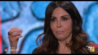Sabrina Ferilli massacra Renzi e il PD
