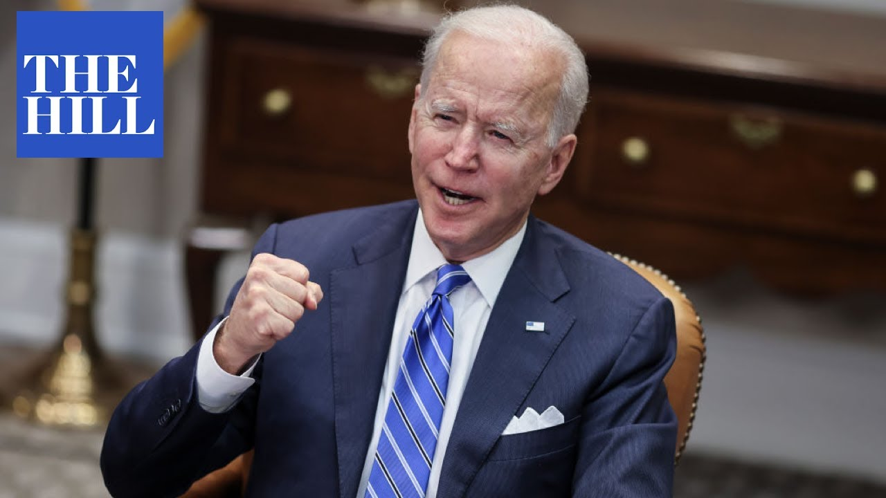 President Biden commemorates Bloody Sunday with voting rights executive order