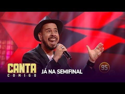 Max Gracio faz 97 pontos e garante vaga na semifinal com sucesso de Gonzaguinha