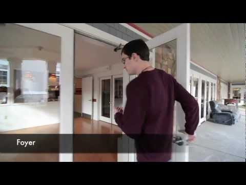 Theta Chi House Tour - University of Idaho Rush 2013
