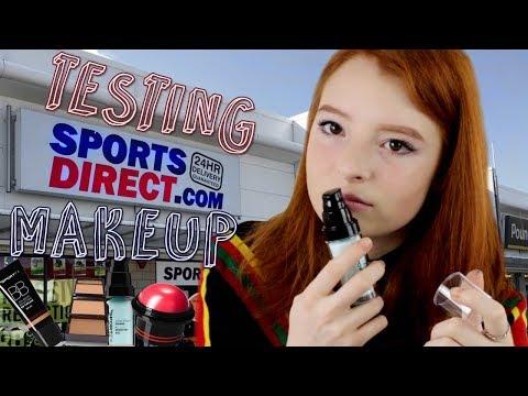 Testing Sports Direct Makeup - SportsFX  Review | NiliPOD