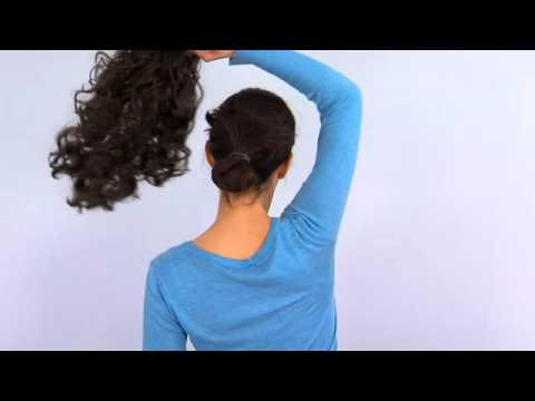 How To Wear A Clip-on Ponytail | Paula Young®