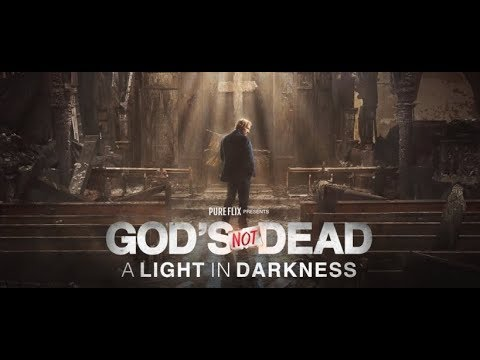 God's Not Dead (A Light In The Darkness Version) - Official Lyric Video