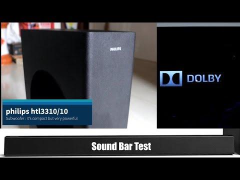 Philips Soundbar, Philips