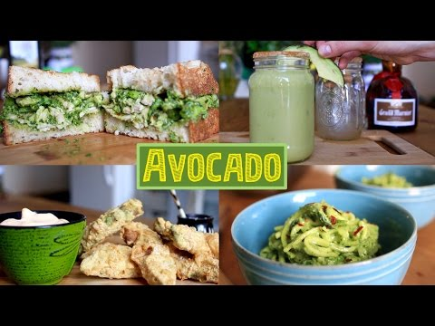 5 Creative Ways to Use Avocados