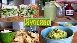 5 Creative Ways to Use Avocados
