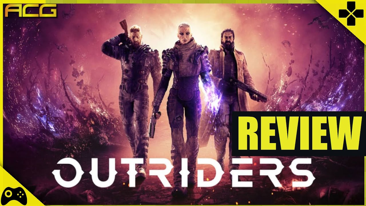 Outriders Review -