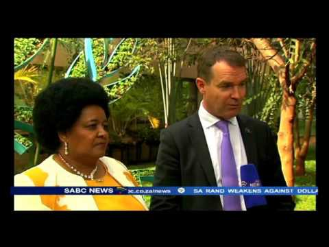 The upcoming CITES conference in Johannesburg: Edna Molewa