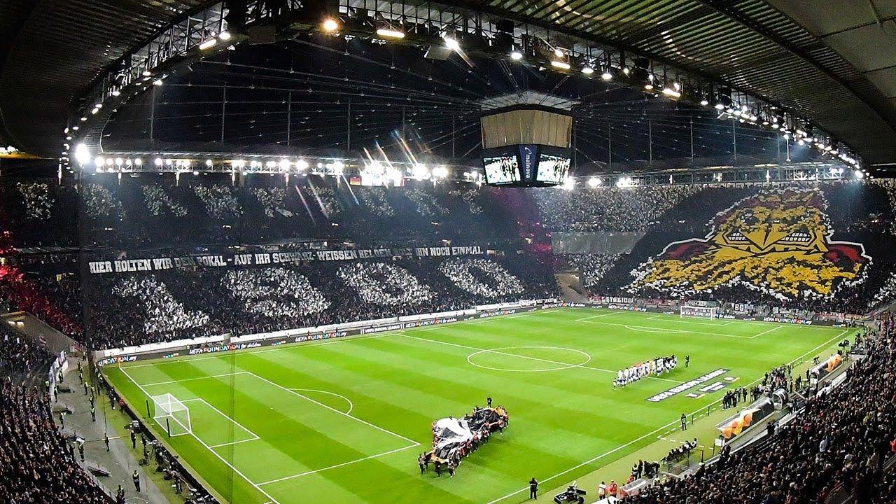 Eintracht Frankfurt Praktikum