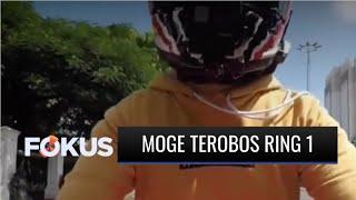Viral Pengendara Motor Gede Terobos Ring 1 Istana Kepresidenan   Fokus