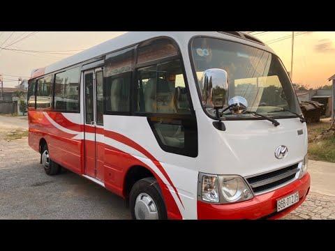 7/5/2020 Huyndai county Limosin tracomeco 3 cuc 29 chỗ xe tour cực chất ☎️0933787843-0979705073