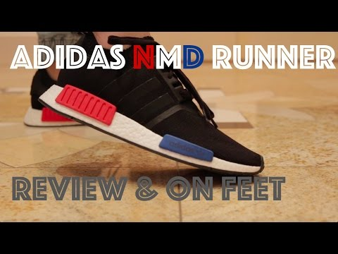 Adidas NMD PK Black OG Review & On Feet