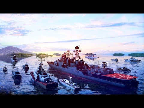 BREAKING: US Naval Fleet Targeted, North Korean Troops Enter South | Wargame: Red Dragon Gameplay