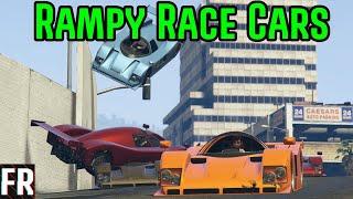 Rampy Race Cars - Gta 5 Racing